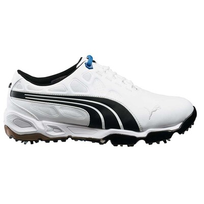 Puma Biofusion Tour Golf Shoes White Black AW15