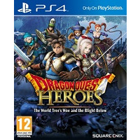 Image of Dragon Quest Heroes The World Trees Woe and The B