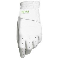 Hugo Boss Golf Glove Garmin 4 White SP17