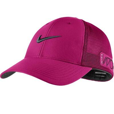 Nike Tour Legacy Mesh Golf Cap Sport Fuchsia AW15