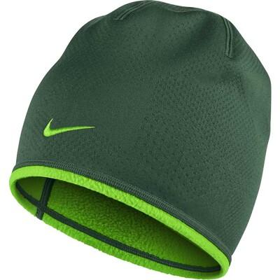 Nike Hypervis Tour Skully Golf Beanie Gorge Green AW15