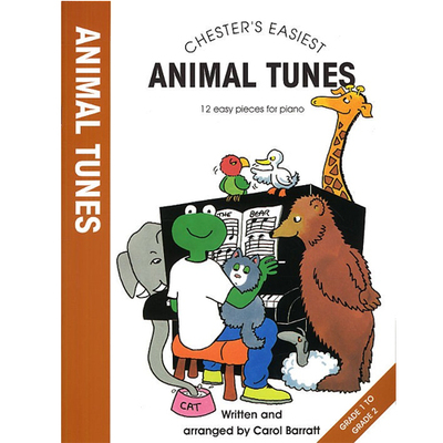 Image of Chester's Easiest Animal Tunes