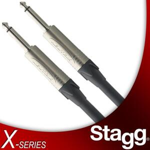 Stagg 3 Metre Instrument Cable