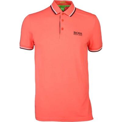 Hugo Boss Golf Shirt Paddy Pro Emberglow SP16