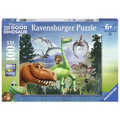 Ravensburger 10533 The Good Dinosaur Puzzle 100 Pieces
