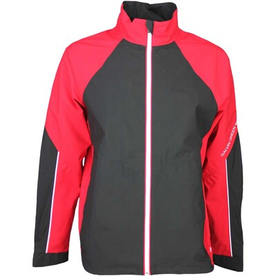 Galvin Green Waterproof Golf Jacket AMOS Electric Red