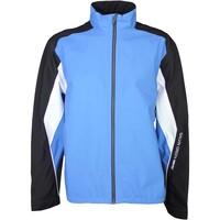 Galvin Green Waterproof Golf Jacket - ASTON Imperial Blue