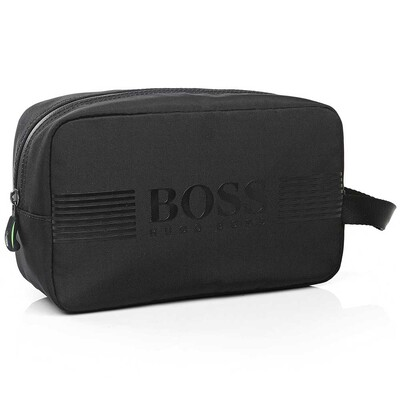 Hugo Boss Pixel Wash Bag Black SP16
