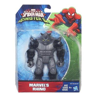 Spider Man Vs Sinister 6    Marvels Rhino