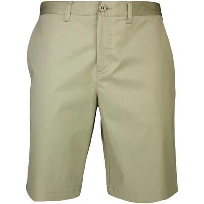Lyle Scott Golf Shorts 8211 Carrick Chino Dark Sand AW16