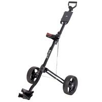 Big Max Basic Golf Trolley - Black