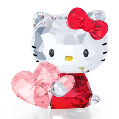 Swarovski Hello Kitty Pink Heart, 5135886