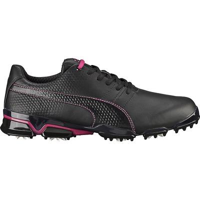 Puma Golf Shoes TitanTour Ignite Black Beetroot AW16