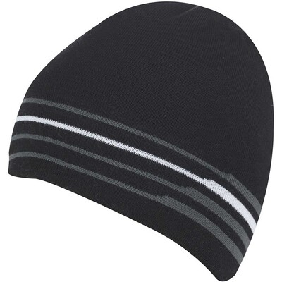 Galvin Green Golf Hat BRANT Windstopper Beanie Black AW16