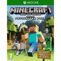 Image of Minecraft Favourites Pack