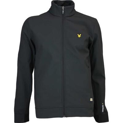 Lyle Scott Golf Jacket Leithen Thermal Black SS17