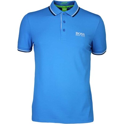Hugo Boss Golf Shirt Paddy Pro Blue Aster FA16