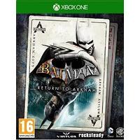 Image of Batman Return to Arkham