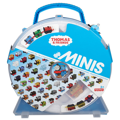 Thomas & Friends Fisher Price Thomas The Train Minis Collectors Play Wheel