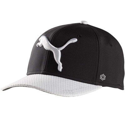 Puma Golf Hat Disc Cap Black AW16