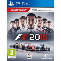 Image of F1 2016 Limited Edition