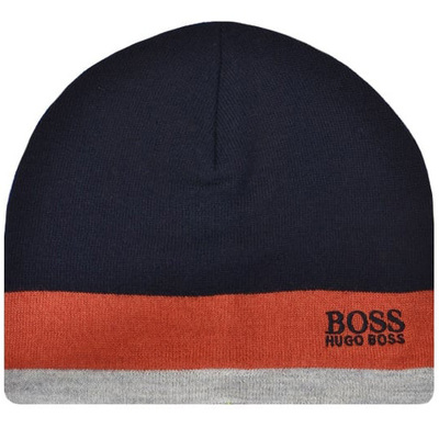 Hugo Boss Golf Beanie Ciny Hat Nightwatch Poinciana FA16
