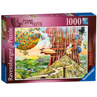 Image of Ravensburger Colin Thompson - Flying Home 1000pc Jigsaw Puzzle