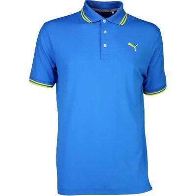 Puma Golf Shirt Pounce Pique French Blue SS17