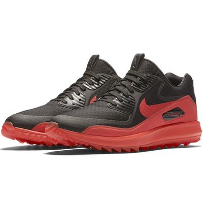 Nike Golf Shoes Air Zoom 90 IT Black Max Orange 2017