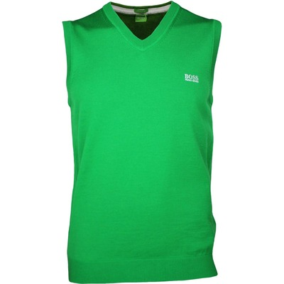 Hugo Boss Golf Jumper Vily Merino Open Green SP17