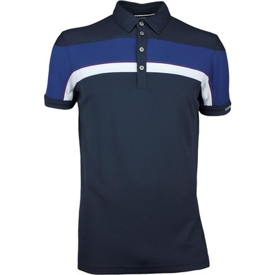 Galvin Green Golf Shirt MITCHELL Ventil8 Plus Navy SS17