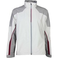 Galvin Green Waterproof Golf Jacket - ARROW - White 2017