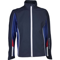 Galvin Green Waterproof Golf Jacket - AVERY Paclite - Navy AW17