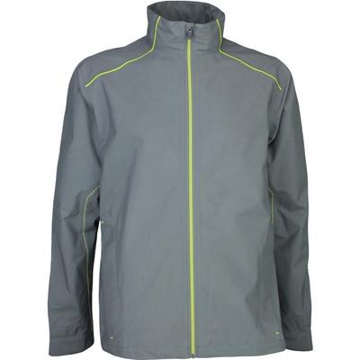 Galvin Green Waterproof Golf Jacket ALEC Paclite Iron Grey 2017
