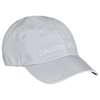 Galvin Green Golf Cap AXIOM Paclite Steel Grey AW17