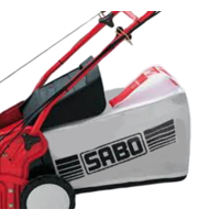 John Deere Collection Bag for D38R Petrol Scarifier