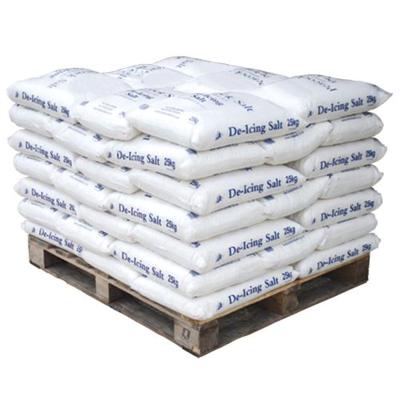 CML White De-Icing Salt - Pallet of 42 Large Bags