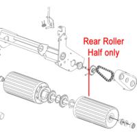 Hayter Harrier 56 Rear Roller Half 560031W