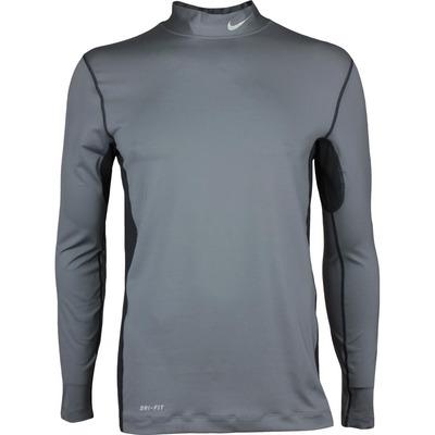 Nike Golf Shirt Core Base Layer Dark Grey SS17