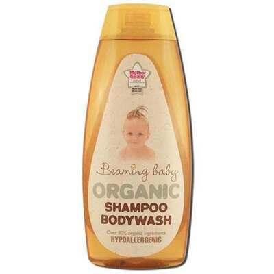 Beaming Baby Organic Shampoo & Bodywash 250ml