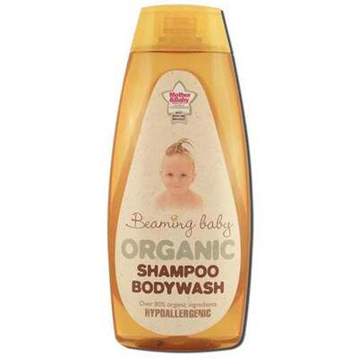 Beaming Baby Organic Shampoo & Bodywash 250ml