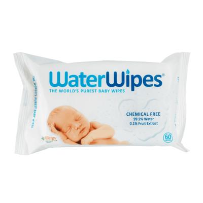 WaterWipes 60 Wipes