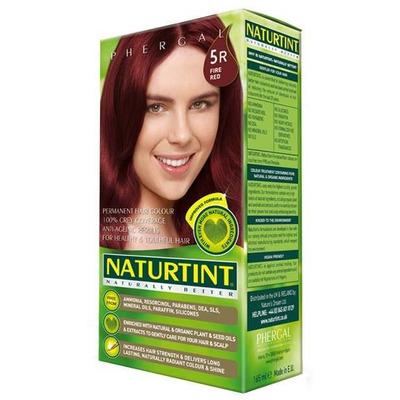 Naturtint Permanent Natural Hair Colour 9R Fire Red 170ml