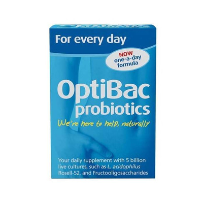 Optibac Probiotic for Every Day 30 Capsules