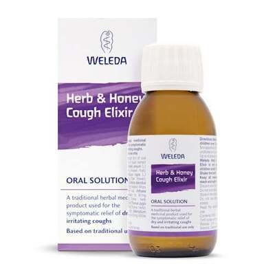 Weleda Herb & Honey Cough Elixir 100ml