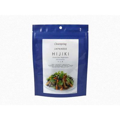 Clearspring Japanese Hijiki Dried Sea Vegetable 50g