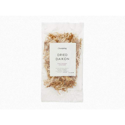 Clearspring Japanese Dried Daikon 40g