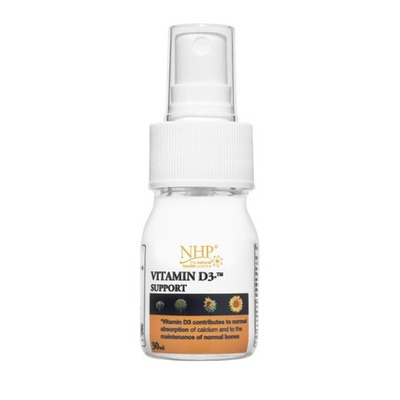 Natural Health Practice Vitamin D3 Support Spray 30ml
