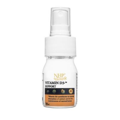 Natural Health Practice Vitamin D3 Support Spray 30ml