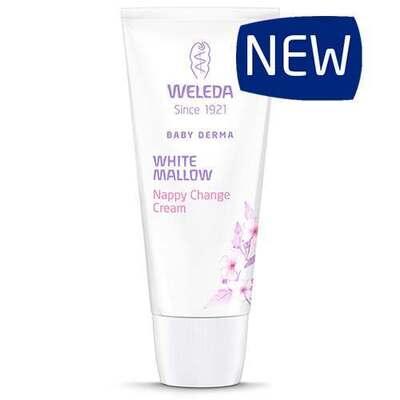 Weleda Baby Derma White Mallow Nappy Change Cream 50ml